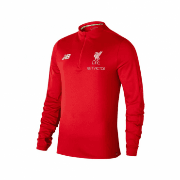 Men's Liverpool Elite Training Hybrid Quarter Zip