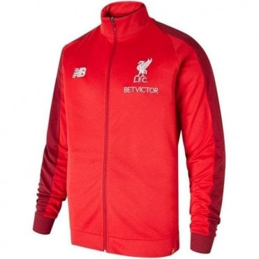 Men's Liverpool Elite Training Presentation Jacket
