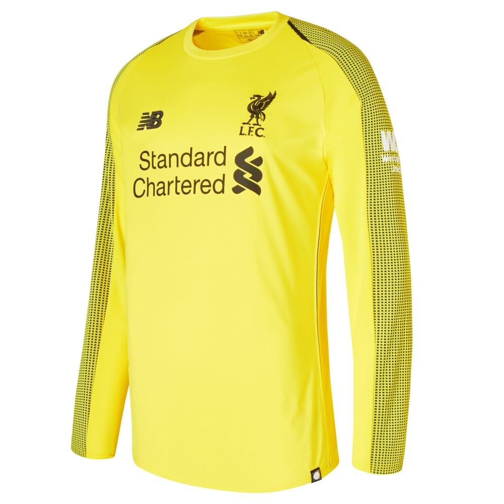 8646d2c27cd New Balance Men s Liverpool Home GK Jersey 18 19