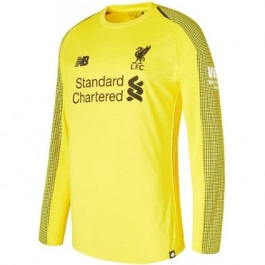 Men's Liverpool Home GK Jersey 18/19