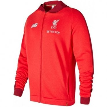 Men's Liverpool Leisure Hoodie Red