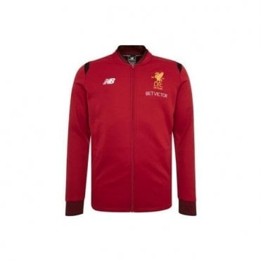 Mens Liverpool Training Walk Out Jacket