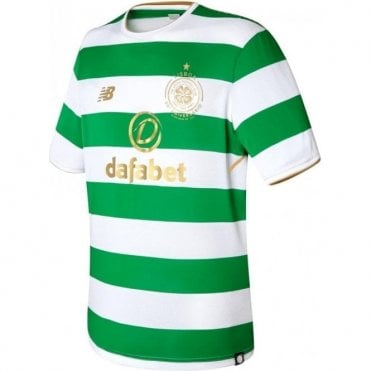 PRE-ORDER Celtic Home SS Jersey Release Date 25/05/2017