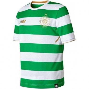 PRE-ORDER Kids Celtic Home SS Jersey Release Date 25/05/2017