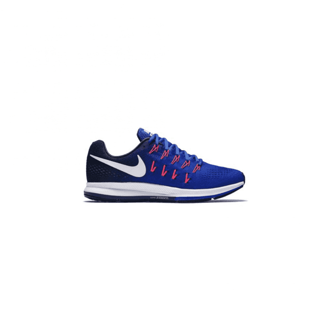 42de354114863 Air Zoom Pegasus 33 Running Shoe Blue Black