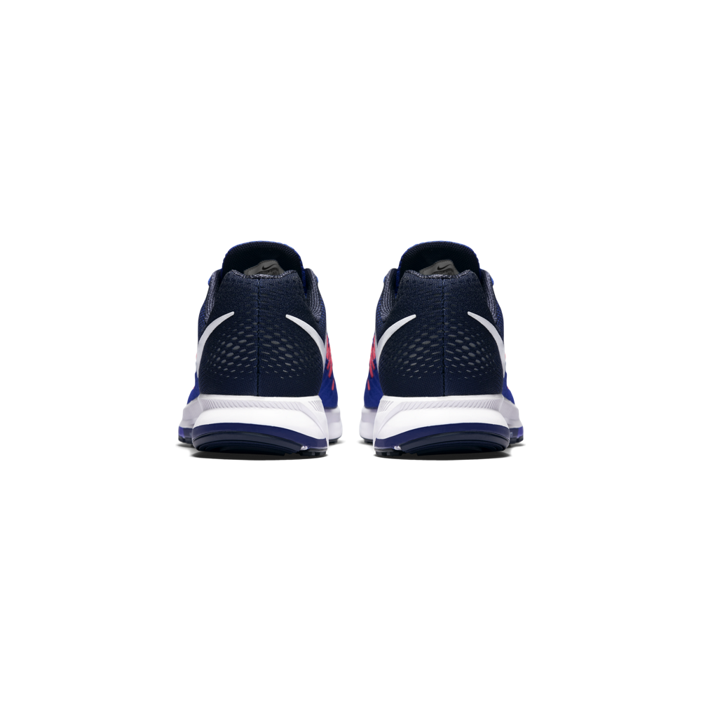new arrival 4e0d8 4ed92 Nike Air Zoom Pegasus 33 Running Shoe Blue/Black