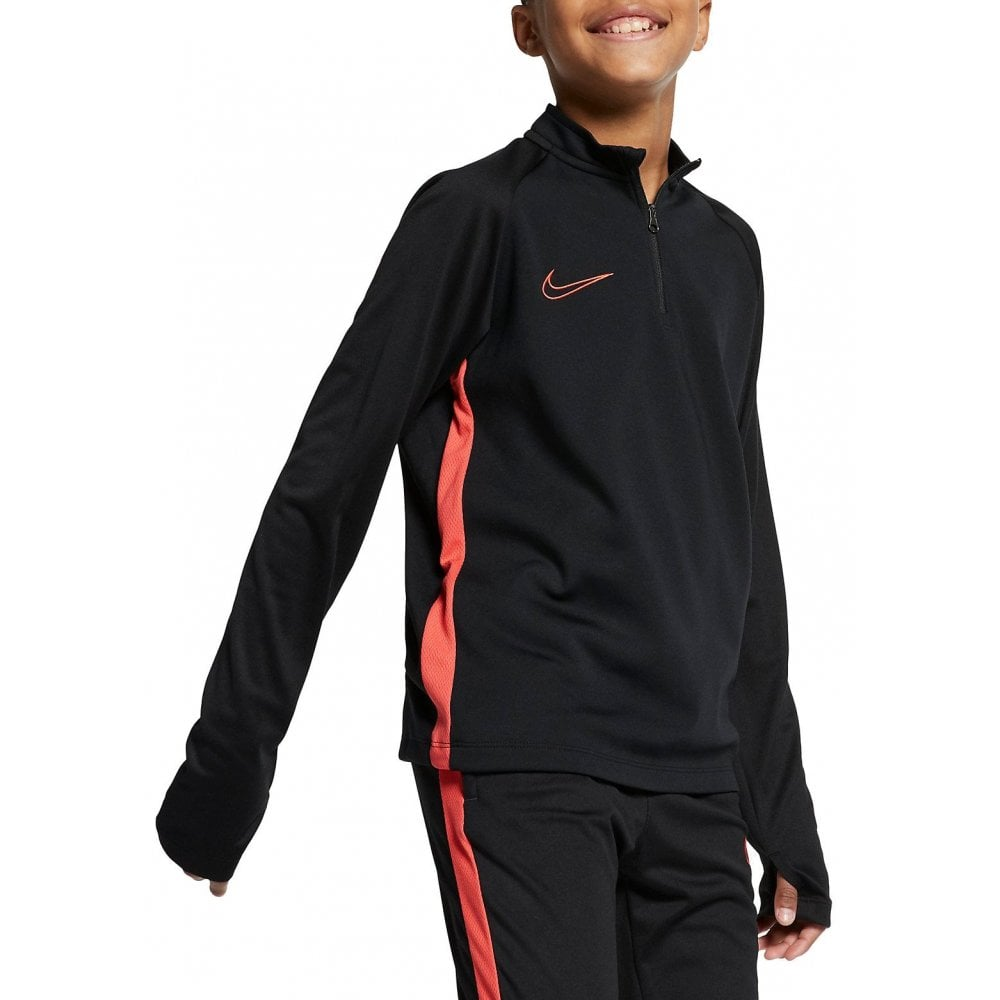 a850ab7e2d38 Nike Boys Dri-FIT Academy Quarter Zip