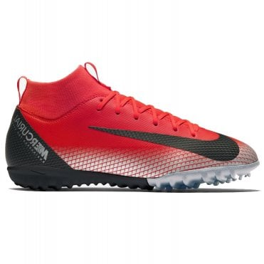 Boys Mercurial Superfly 6 Academy CR7 TF