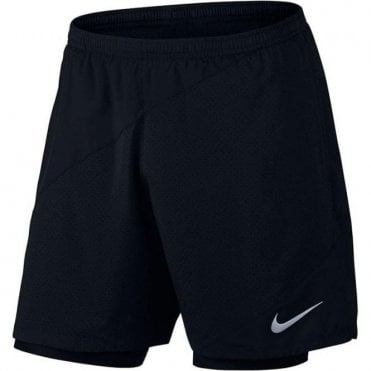 "Flex 2-in-1 7"" Running Shorts"