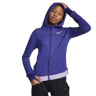 Girls Dri-FIT Core Studio Full Zip