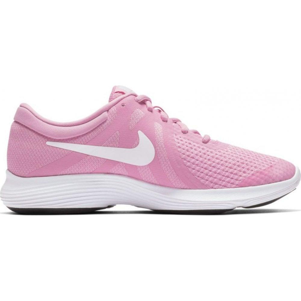 Nike Girls Revolution 4 Pink | BMC Sports