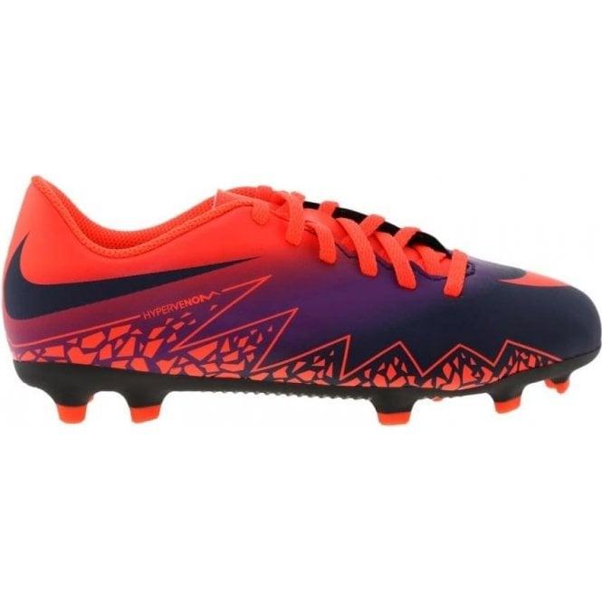 uk availability 5ea81 9522c Nike Hypervenom Phade II FG Boot