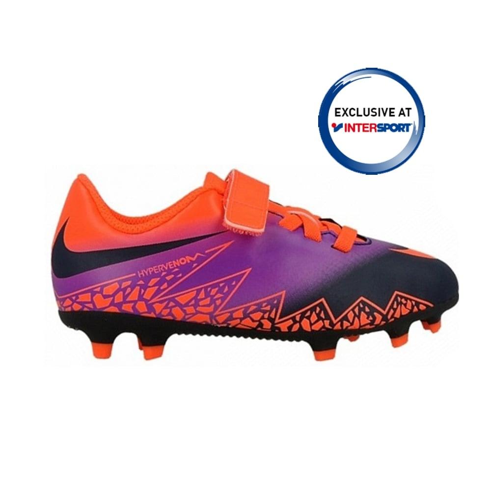 more photos f75f0 d4e7d Nike Hypervenom Phade II Jr FG