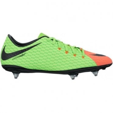 Hypervenom Phelon III Soft-Ground Football Boot
