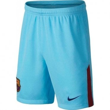 Kids Barcelona Away Shorts 2017/18