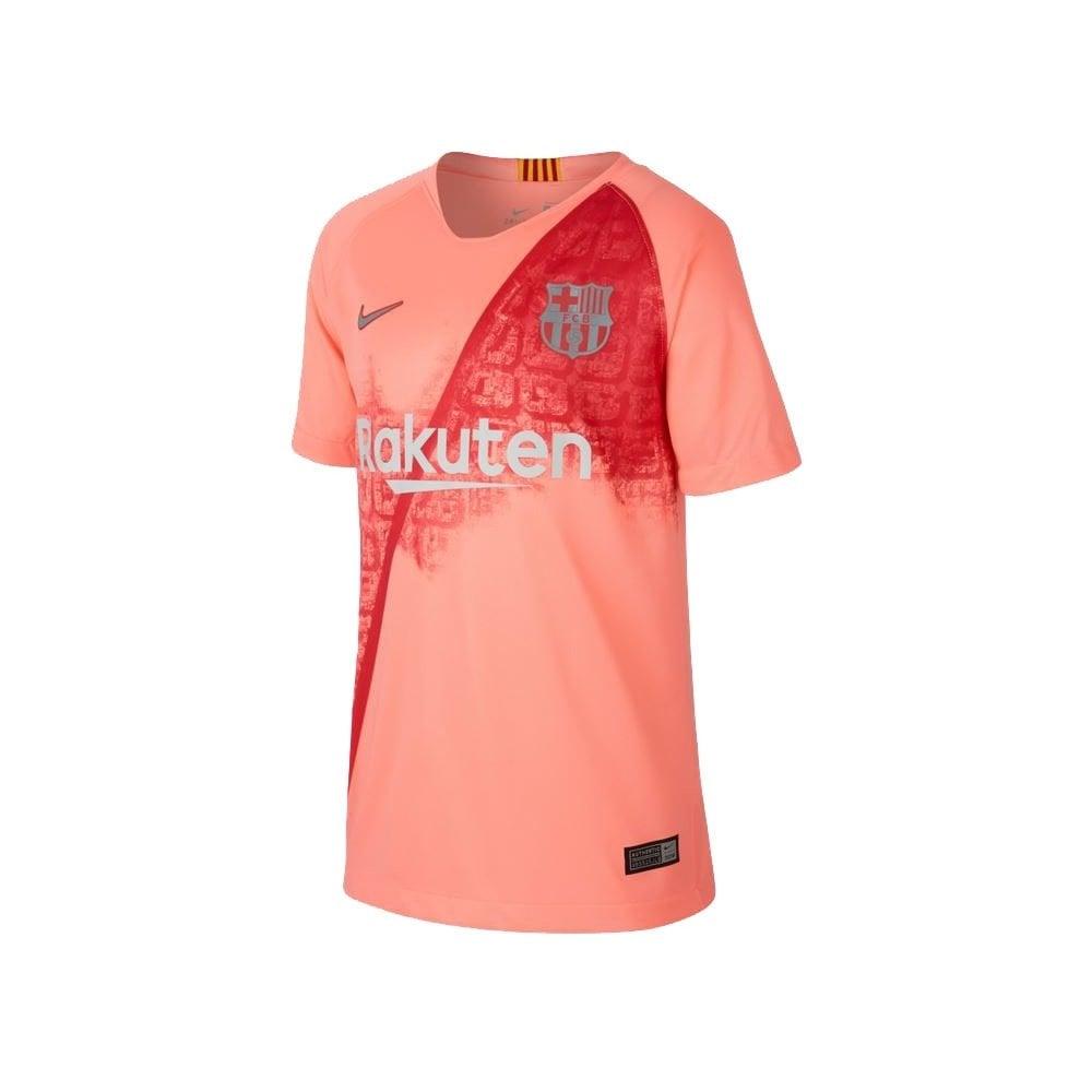 dc6dd3bf291 Nike Kids Barcelona Third Jersey 18/19 | BMC Sports