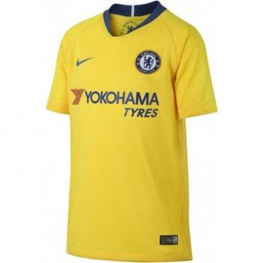 Kids Chelsea FC Away Jersey 18 19 9dbfaef34
