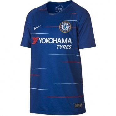 Kids Chelsea FC Home Jersey 18/19