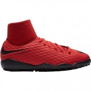 Kids Hypervenom Phelon 3 Dynamic Fit TF
