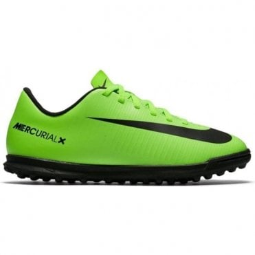 Kids' Jr. Mercurial X Vortex III (TF)