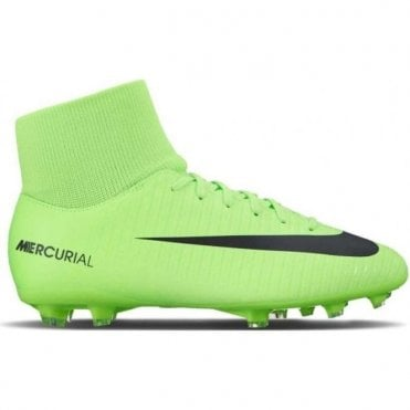 Kids Mercurial Victory VI DF Firm Ground Boot