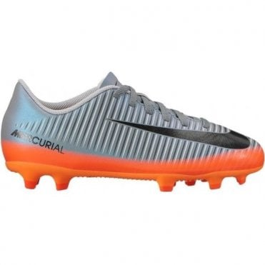 Kids Mercurial Vortex III CR7 FG