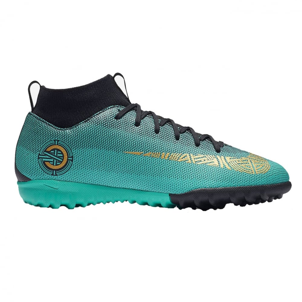 new style 5e052 87cc3 Kids MercurialX Superfly VI Academy CR7 TF