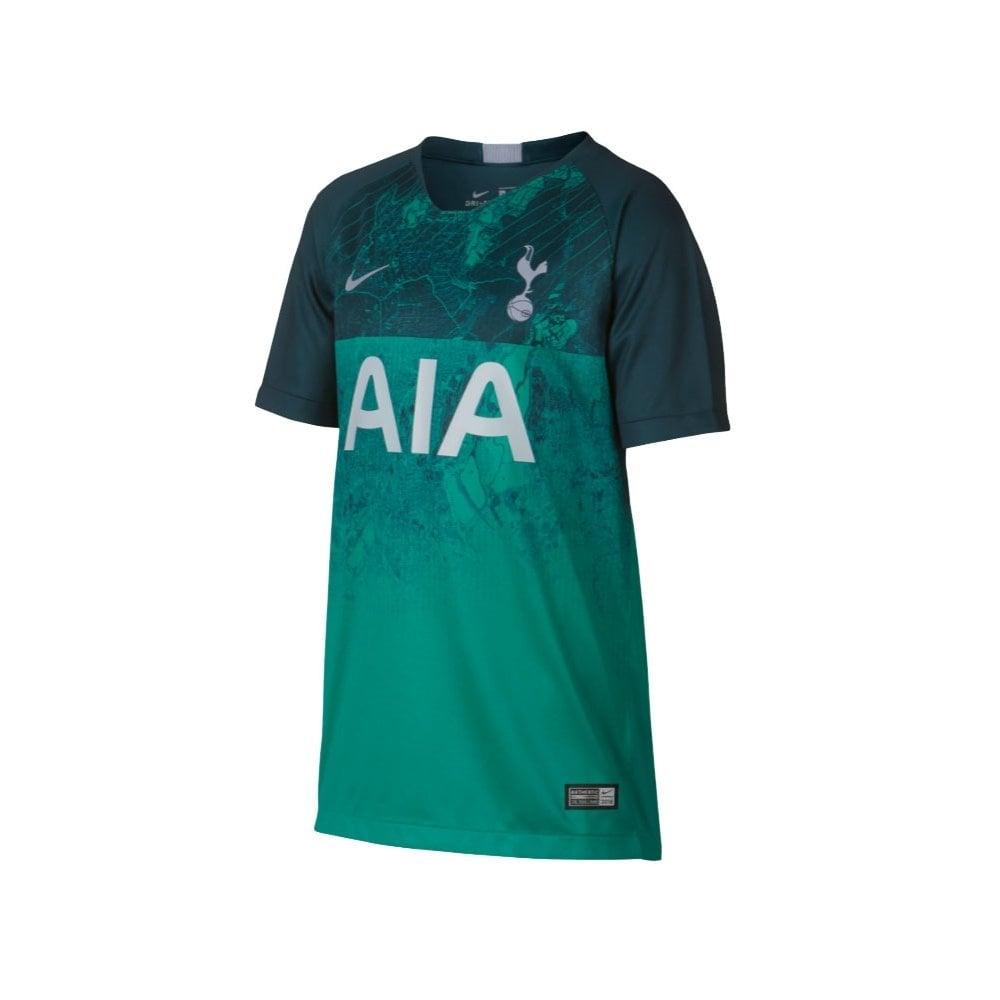 b6b2f770cf6 Nike Kids Tottenham Hotspur Third Jersey 18 19