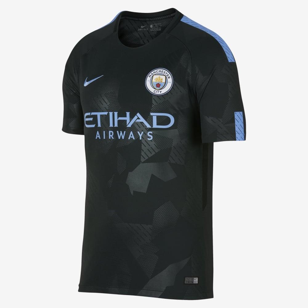 Manchester City FC 2017/18 | Third Jerseys