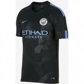 Manchester City FC 2017/18 Third Jersey