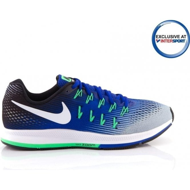 sports shoes 0b435 6a675 Men's Air Zoom Pegasus 33 Blue Running Shoes