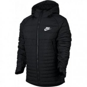 Men's AV15 Padded Jacket With Hood