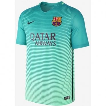 Men's Barcelona FC Third Jersey