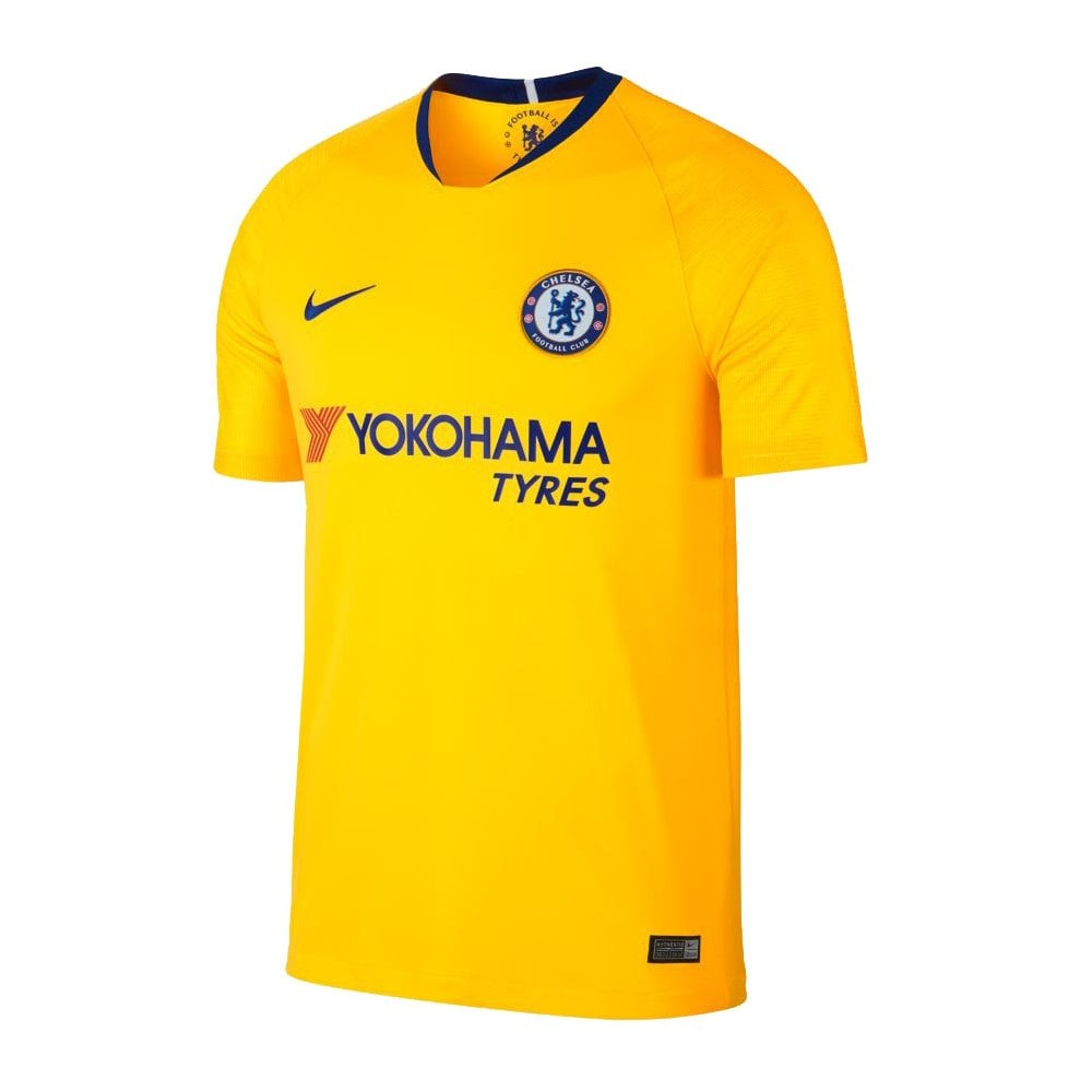 free shipping 90a2f 072cd Men's Chelsea FC Away Jersey 18/19