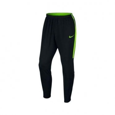 Men's Dry Academy Football Pant Blacl/Green