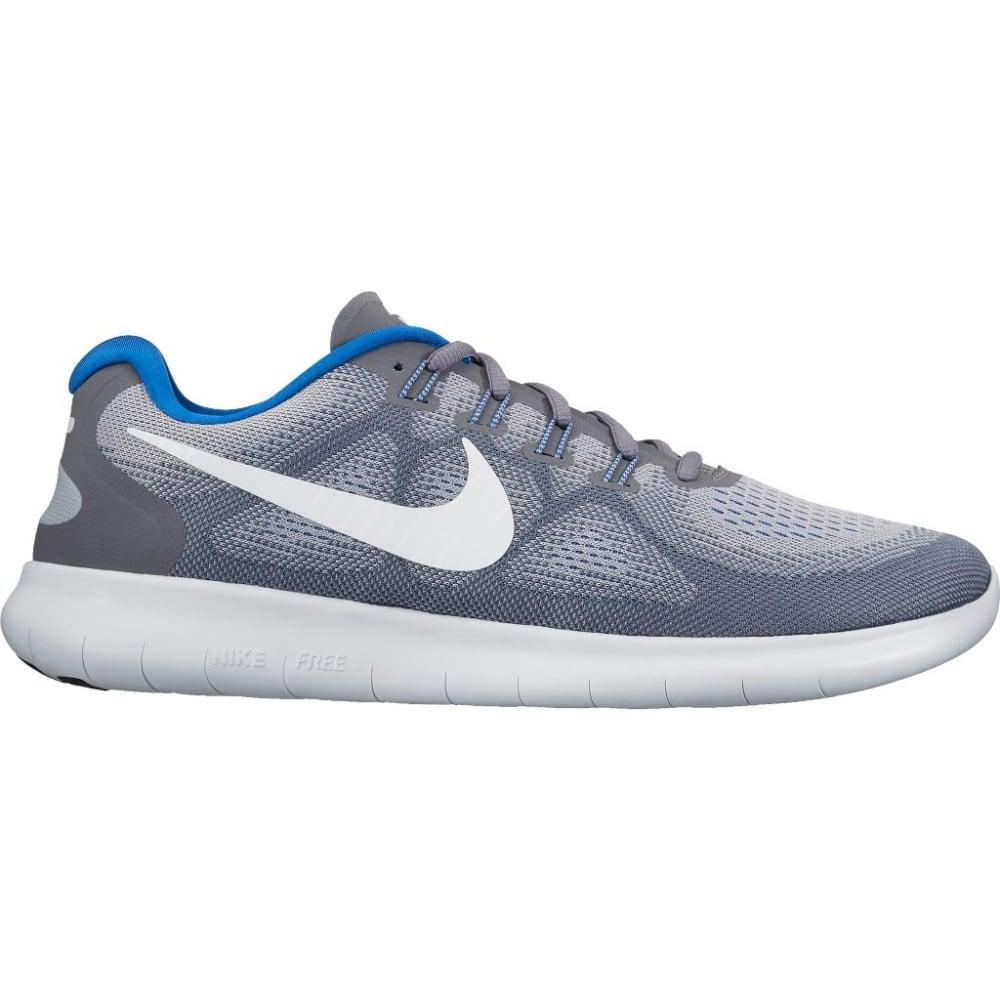 Adidas Blue Grey Running Shoe