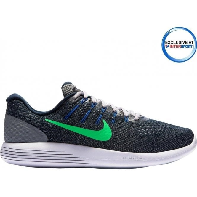 los angeles fa9b4 81d98 Nike Men's Lunarglide 8 Running Shoes Navy