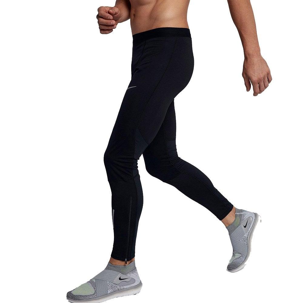 0687adfaf7dc7 Nike Men's Shield Tech Fleece-lined Running Tights | BMC Sports