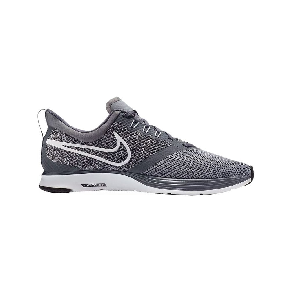 Nike Men's Zoom Strike Grey | BMC Sports