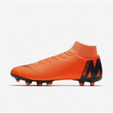 Mercurial Superfly VI Academy Multi-Ground Orange
