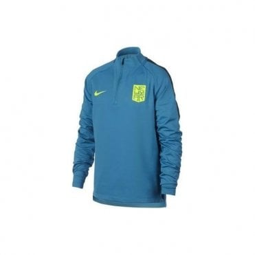 Neymar Dry Squad Football 1/4 Zip