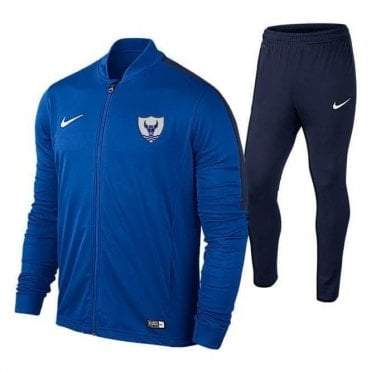 Oxford United FC Academy 18 Knit Tracksuit