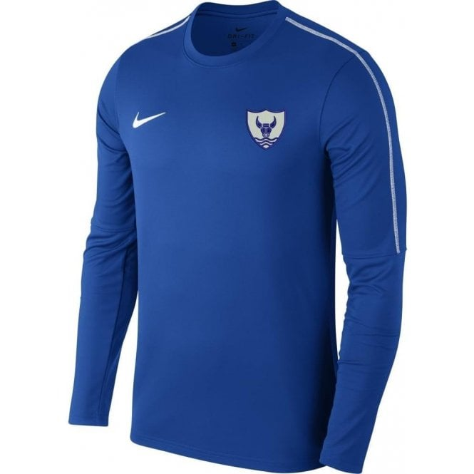 Nike Oxford United FC Park 18 Crew Neck