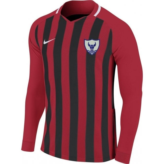 Nike Oxford United FC Striped Division III Away Jersey