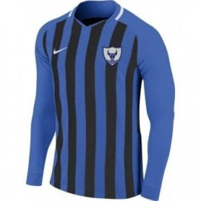 Oxford United FC Striped Division III Home Jersey