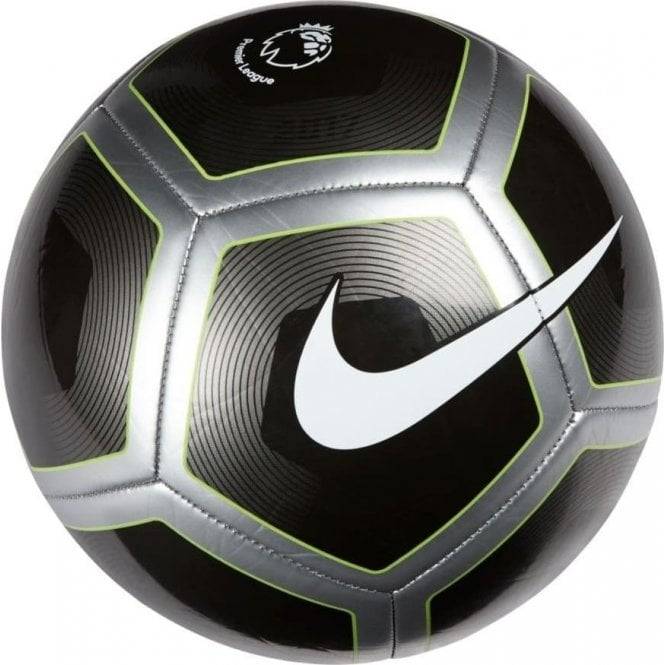 Nike Premier League Pitch Football Black/White
