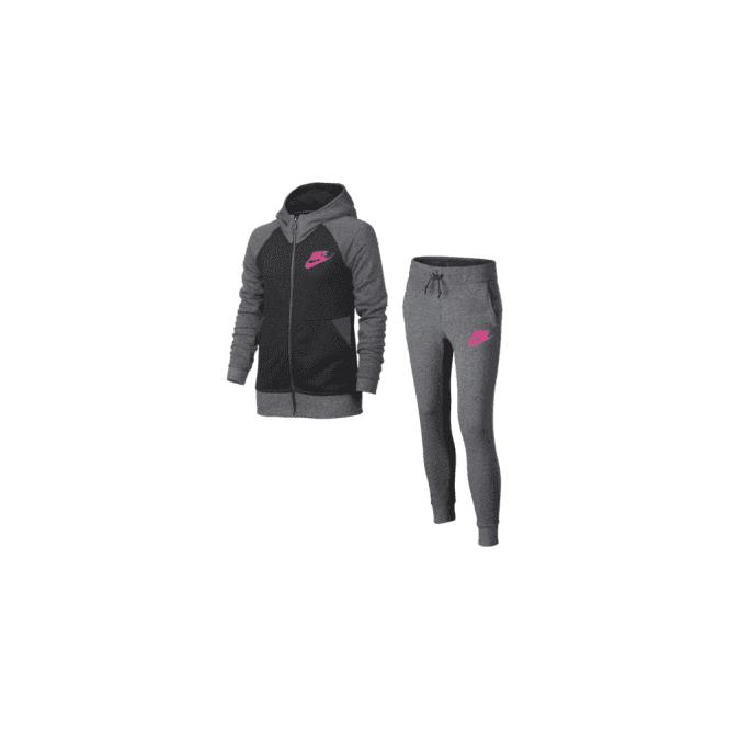 nike sportswear girls tracksuit. Black Bedroom Furniture Sets. Home Design Ideas