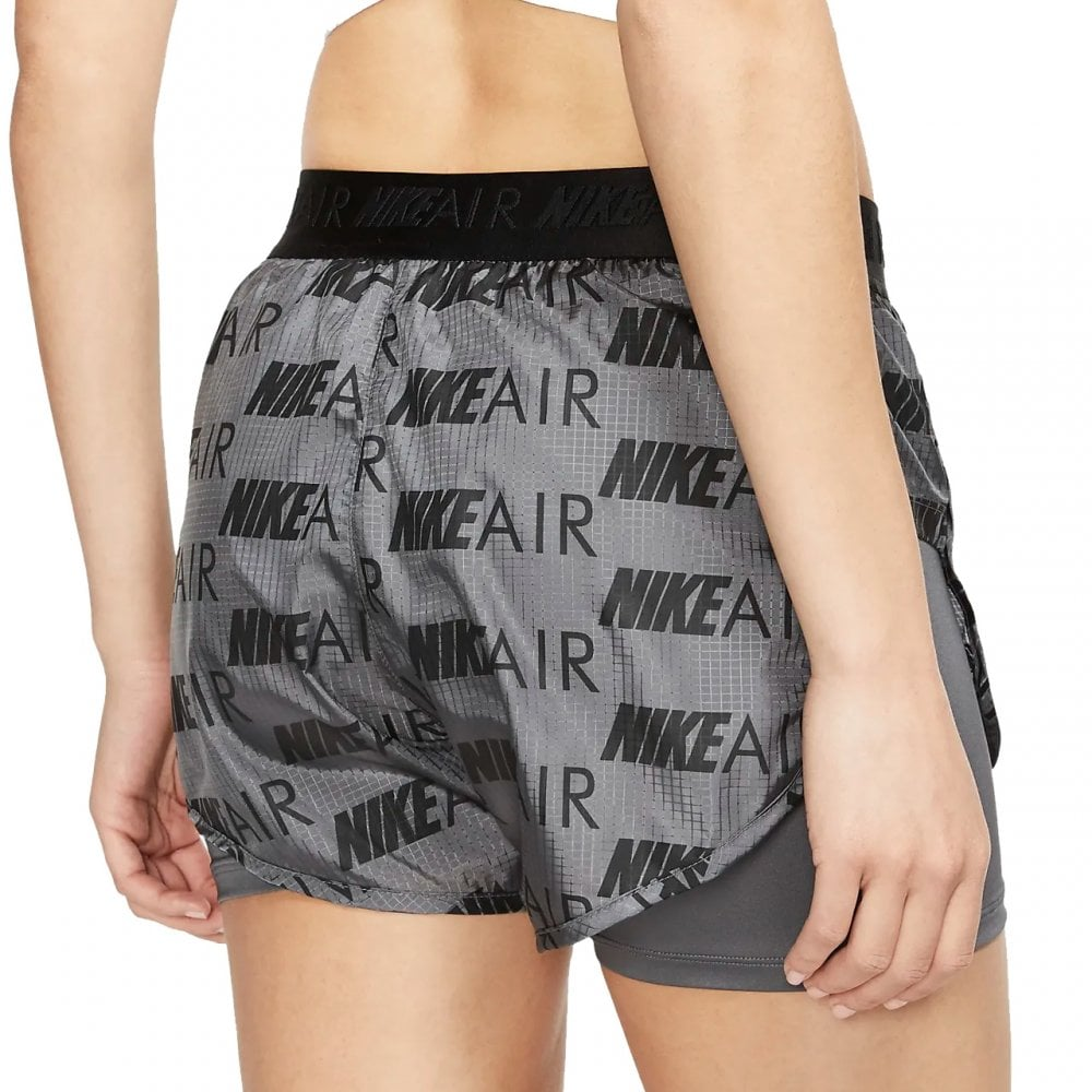 cheap for discount online store low cost Women's Air 2 in 1 Running Shorts Grey