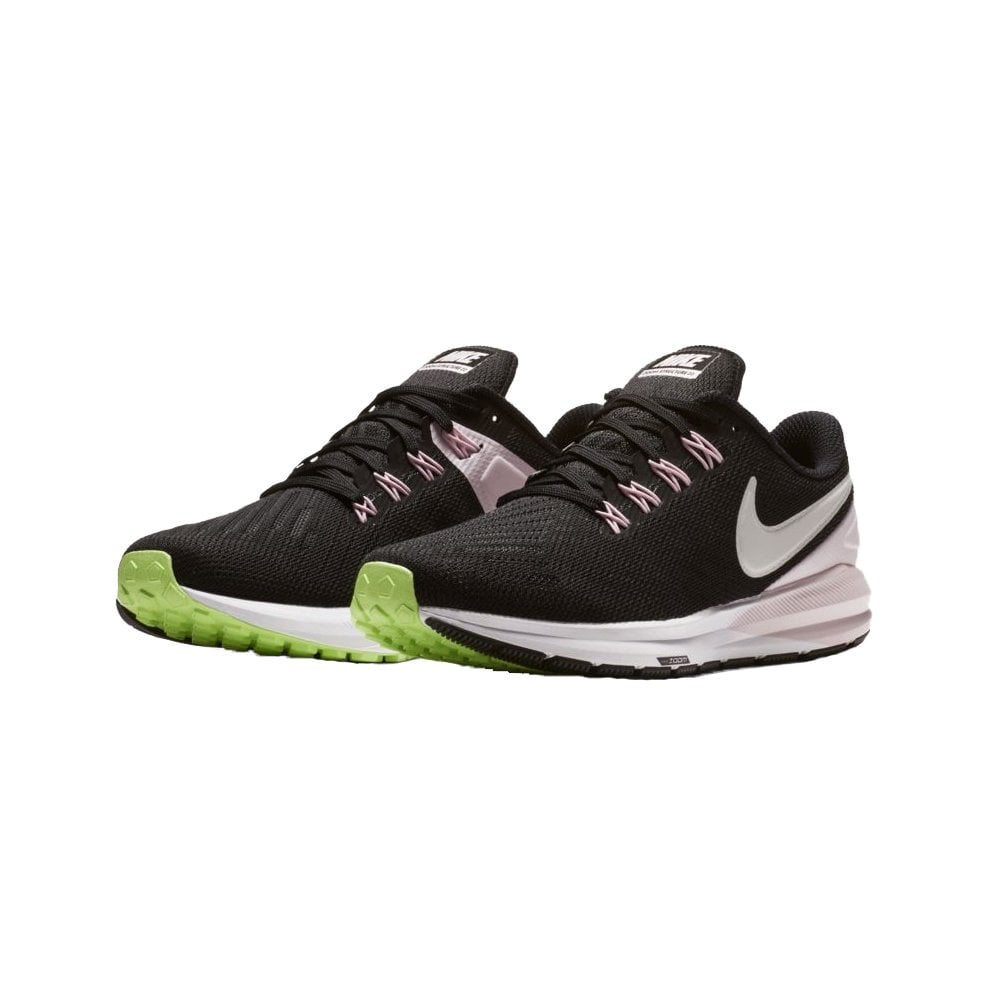 reputable site 419ff 651ab Women's Air Zoom Structure 22 Black/Pink