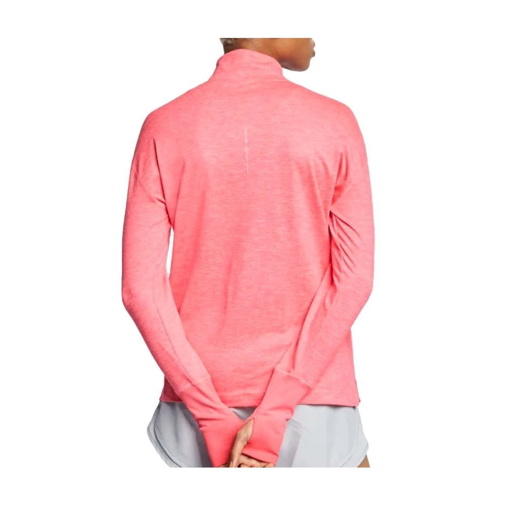 1ba0caf3 Women's Dri-FIT Element Quarter-Zip Pink